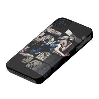 apenas bboy Case-Mate iPhone 4 cárcasa