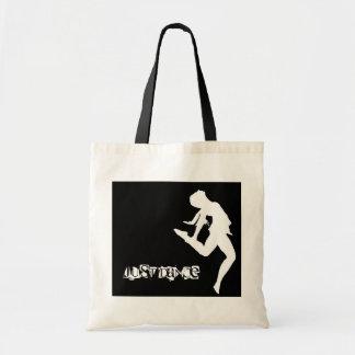 Apenas bolso de la danza bolsa