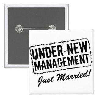 Apenas botón casado el | bajo nueva gestión