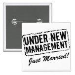 Apenas botón casado el | bajo nueva gestión pin