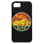 Apenas caja y cubierta de la motocicleta iPhone4 iPhone 5 Case-Mate Coberturas