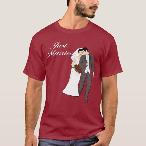 Apenas camisetas y recuerdos casados
