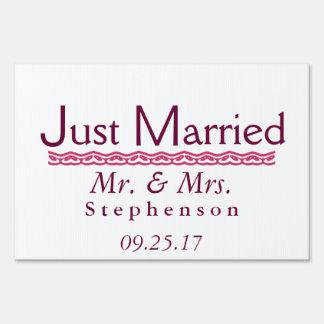 Apenas casado cartel
