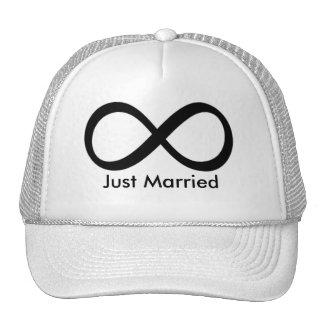 Apenas casado gorras de camionero