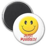Apenas casado imanes