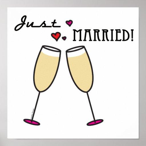 Apenas casado poster