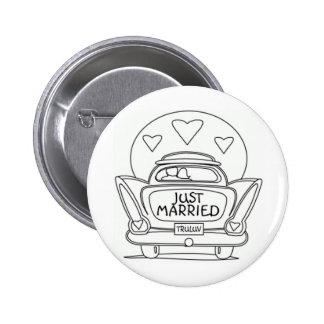 Apenas casado pins