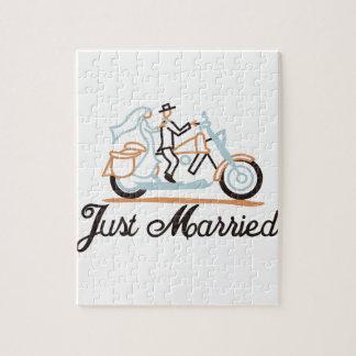 Apenas casado puzzles