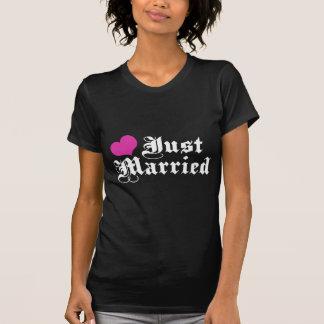 Apenas casado remeras