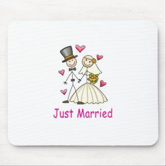 Apenas casado mouse pads
