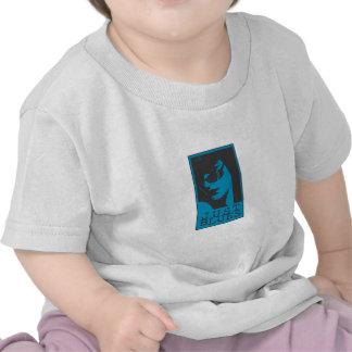 Apenas chica de los azules camiseta