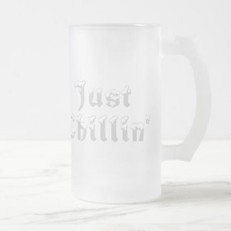 Apenas Chillin Tazas De Café