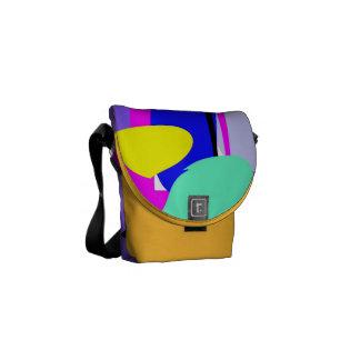 Apenas color bolsa messenger