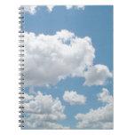 Apenas cuaderno de las nubes