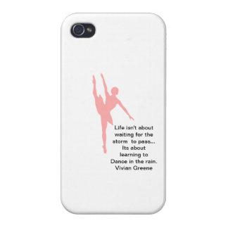 Apenas danza iPhone 4/4S fundas