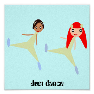 Apenas danza póster