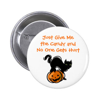 Apenas déme el botón del caramelo pins