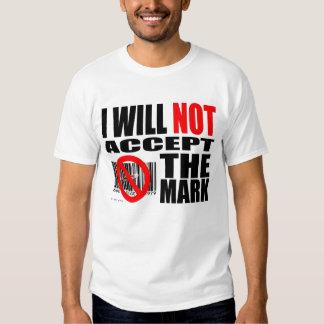 Apenas diga no camisas