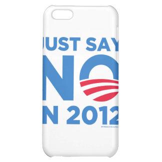 Apenas diga NO en 2012