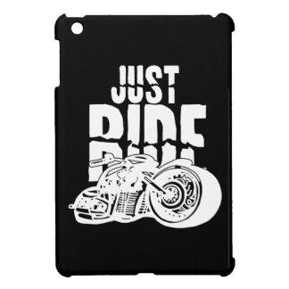 Apenas diseño de la motocicleta del paseo