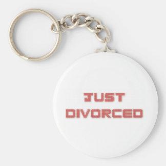 Apenas divorciado llavero