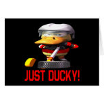 Apenas Ducky Felicitación