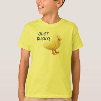 ¡Apenas Ducky! Remeras