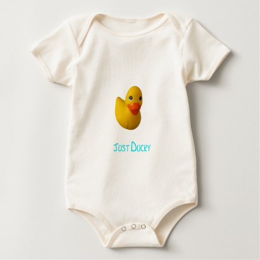 Apenas Ducky Trajes De Bebé