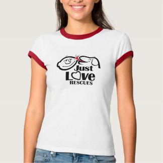 Apenas el amor rescata la camiseta del béisbol del remeras