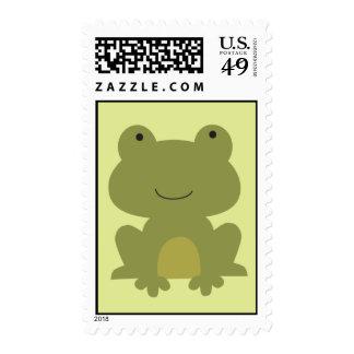Apenas el franqueo de Froggie