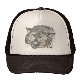 Apenas el lobo, gorra del camionero