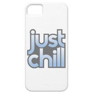 Apenas frialdad - caso del iPhone 5 iPhone 5 Case-Mate Coberturas