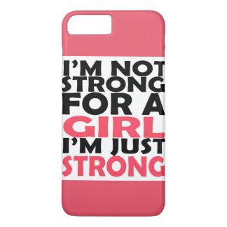 Apenas fuerte funda iPhone 7 plus