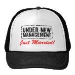 Apenas gorras casados el | bajo nueva gestión