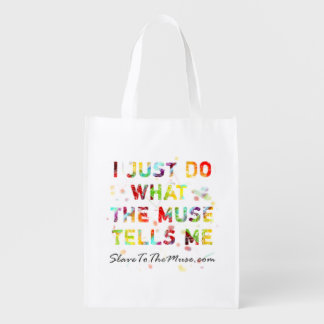 Apenas hago lo que dice la musa me a valor promoci bolsas para la compra