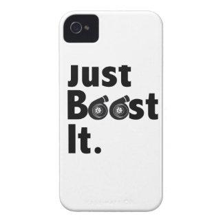 Apenas impúlselo. - caso del iPhone 4 Case-Mate iPhone 4 Cárcasa
