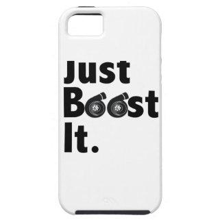 Apenas impúlselo. - caso del iPhone 5 Funda Para iPhone 5 Tough