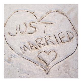 Apenas invitación casada