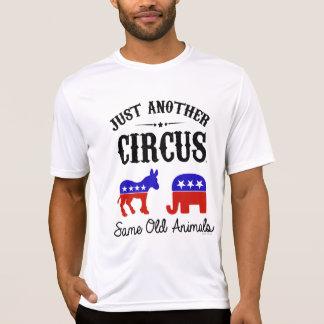 APENAS la camiseta de OTROS de CIRCUS™ hombres de Remera