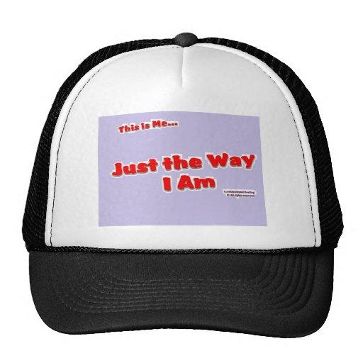 Apenas la manera soy gorras