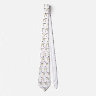 Apenas lazo casado corbatas personalizadas