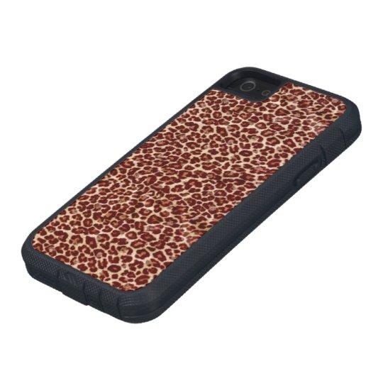 Apenas leopardo funda para iPhone SE/5/5s