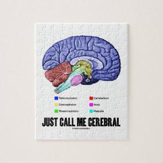Apenas llámeme cerebral (el humor de la anatomía d puzzle