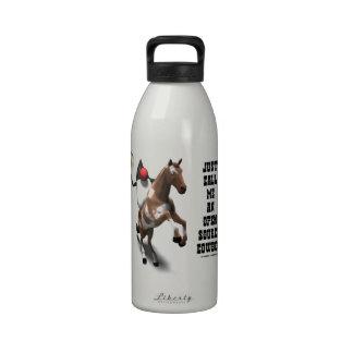 Apenas llámeme un vaquero de Open Source (duque Ja Botellas De Agua Reutilizables