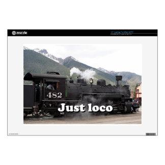 Apenas loco: motor de vapor Colorado, los E.E.U.U. Portátil 38,1cm Skins