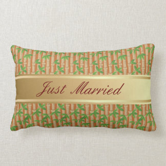Apenas Lumbar casado personalizado de la almohada