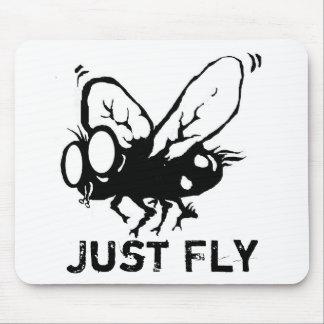 Apenas mosca alfombrillas de ratones