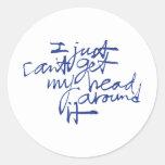 Apenas no puedo conseguir mi cabeza alrededor de etiqueta redonda