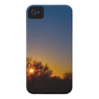 Apenas otro desierto Sunrise.jpg de Sonoran iPhone 4 Case-Mate Cobertura