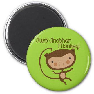 Apenas otro mono imanes